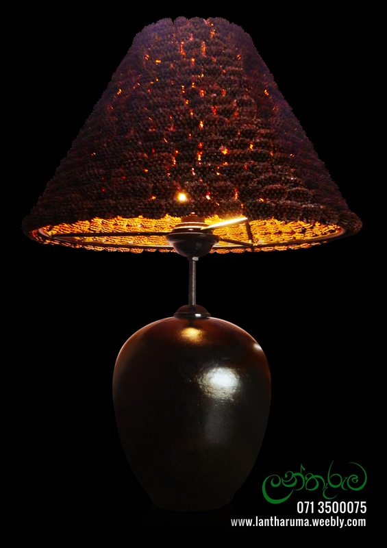 TABLE LAMPS - LAMPS & LIGHTINGS - The best Handicrafts ...